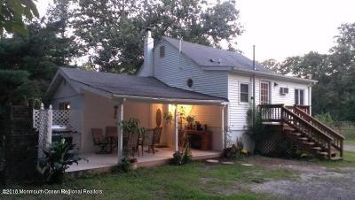 Howell Single Family Home For Sale: 9 Doris Avenue