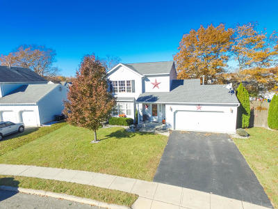 Ocean County Single Family Home For Sale: 5 Hearth Court