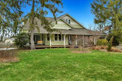 Monmouth County Single Family Home For Sale: 485 Cedar Avenue
