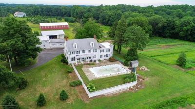 Monmouth County Farm For Sale: 49 Holmes Mill Road