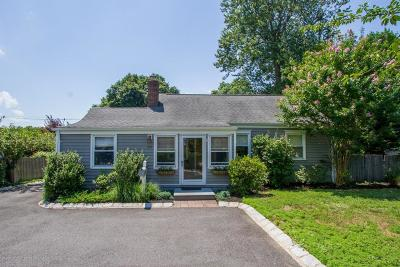 Monmouth County Single Family Home For Sale: 433 Branch Avenue