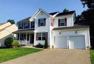 Ocean County Single Family Home For Sale: 96 Nautilus Drive