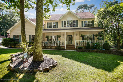 Ocean County Single Family Home For Sale: 146 N New Prospect Road