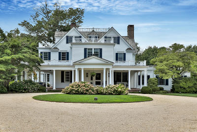 Rumson Single Family Home For Sale: 20 N Ward Avenue