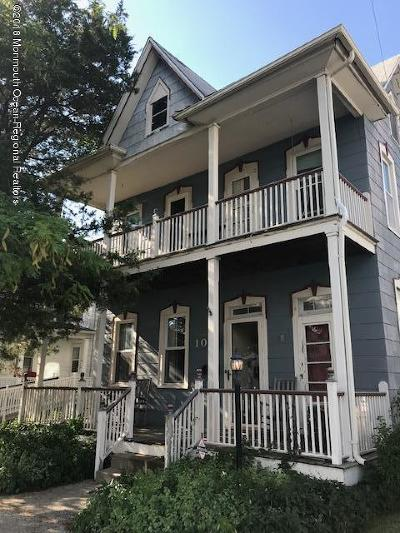 Ocean Grove Single Family Home Under Contract: 107 Broadway