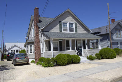 Lavallette Single Family Home For Sale: 3 Brown Avenue