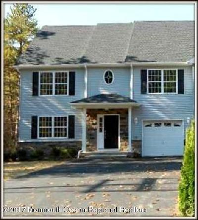 Ocean County Single Family Home For Sale: 610 Herman Road