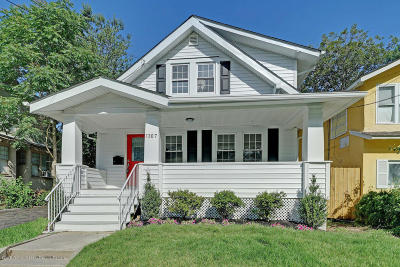 Ocean Twp Single Family Home Under Contract: 1307 Camp Avenue