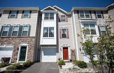 Freehold Condo/Townhouse Under Contract: 105 Warbler Way