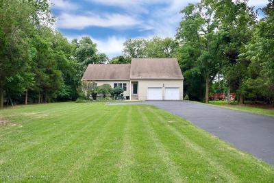 Monmouth County Single Family Home For Sale: 54 New Friendship Road