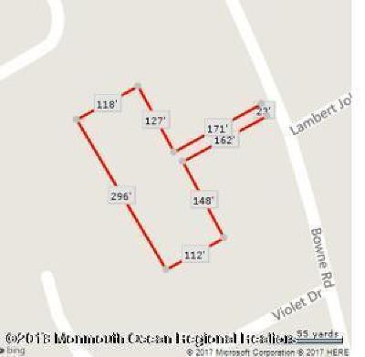 Residential Lots & Land For Sale: 405 Bowne Road