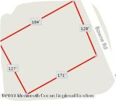 Residential Lots & Land For Sale: 407 Bowne Road