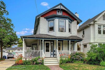 Belmar Single Family Home For Sale: 517 6th Avenue