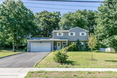 Monmouth County Single Family Home For Sale: 36 Warren Drive