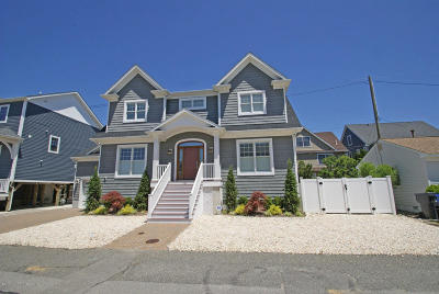 Lavallette Single Family Home For Sale: 146 Bayberry Road