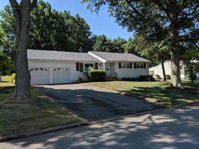 Holmdel Single Family Home For Sale: 6 Crescent Road