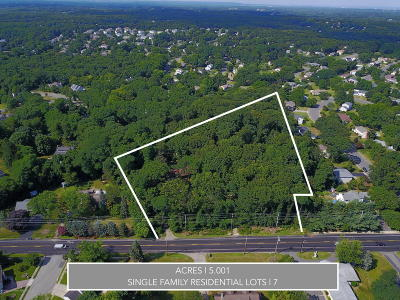 Residential Lots & Land For Sale: 2795-2797 Asbury Avenue