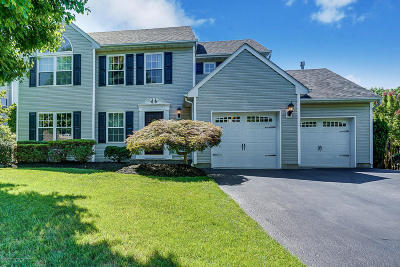 Monmouth County Single Family Home For Sale: 9 Capitol Reef Road