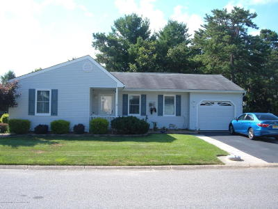Ocean County Adult Community For Sale: 61 Penwood Drive #55