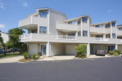 Long Branch Condo/Townhouse For Sale: 32 Sunset Avenue