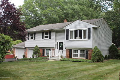 Ocean County Single Family Home For Sale: 419 Monmouth Road