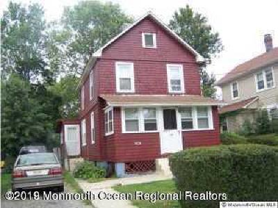 Freehold Single Family Home Under Contract: 17 Ford Avenue
