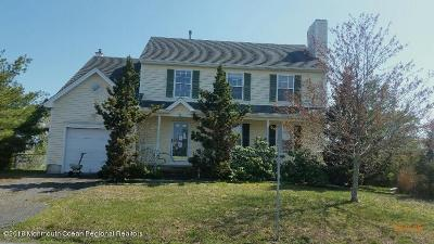 Ocean County Single Family Home For Sale: 131 Lake Medford Lane