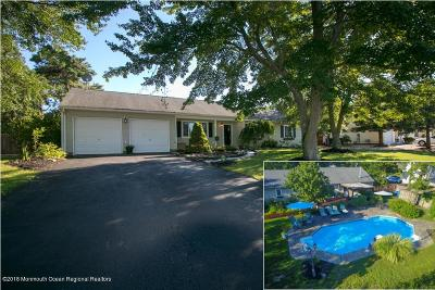 Toms River Single Family Home For Sale: 1109 Verdant Road