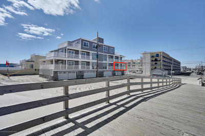 Seaside Heights Condo/Townhouse For Sale: 1515 Ocean Terr Avenue #3