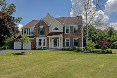 Millstone Single Family Home Under Contract: 44 Hampton Hollow Drive