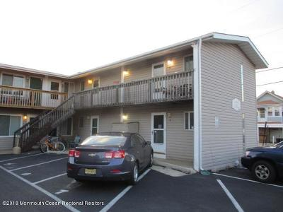 Seaside Heights Condo/Townhouse For Sale: 303 Sumner Avenue #A6