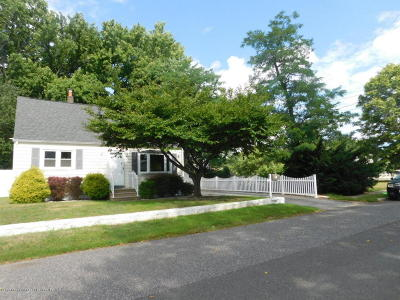 Hazlet Single Family Home Under Contract: 15 Liberty Place