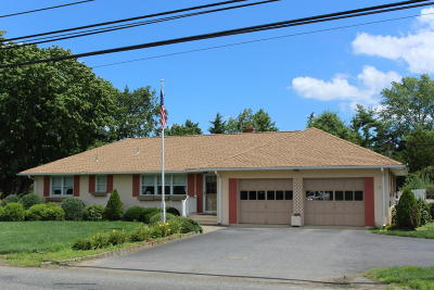 Belmar Single Family Home For Sale: 1848 New Bedford Road