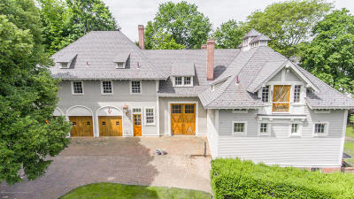 Rumson Single Family Home For Sale: 8 Willowbrook Road