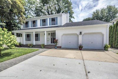 Rumson Single Family Home For Sale: 69 Black Point Road
