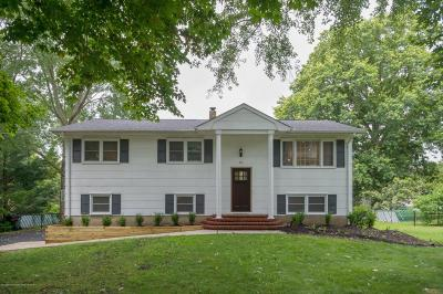 Freehold Single Family Home For Sale: 50 Skidmore Road