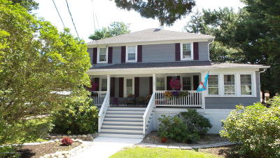 Point Pleasant Multi Family Home For Sale: 1142-1144 Hollywood Boulevard