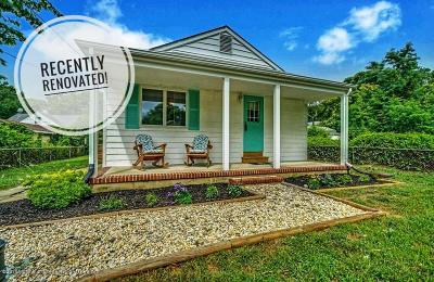 Wall Single Family Home Under Contract: 1429 Marconi Road