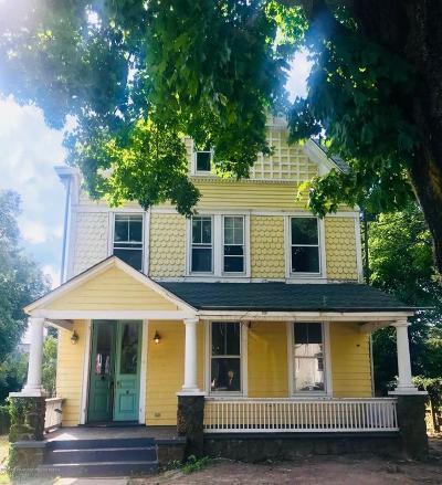 Atlantic Highlands Single Family Home For Sale: 55 3rd Avenue
