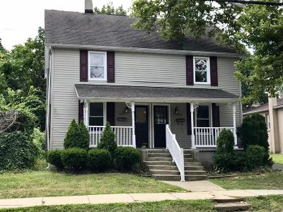 Red Bank Multi Family Home Under Contract: 137-139 Drs James Parker Boulevard