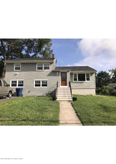 Neptune City, Neptune Township Single Family Home For Sale: 2 Squirrel Road