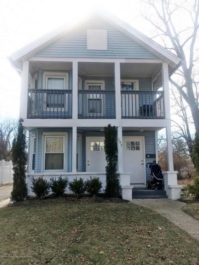 Red Bank Multi Family Home Under Contract: 145 Catherine Street