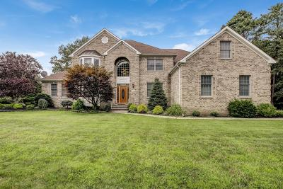 Toms River Single Family Home For Sale: 2206 Longest Drive