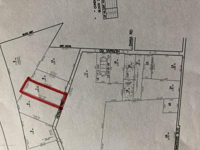 Jackson Residential Lots & Land For Sale: Herman Road
