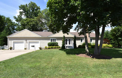 Spring Lake Single Family Home Under Contract: 2307 Greve Avenue