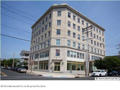 Asbury Park Condo/Townhouse For Sale: 501 Grand Avenue #605 (6E)