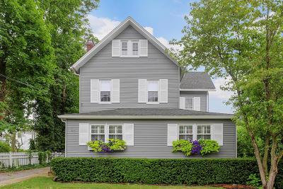 Rumson Single Family Home For Sale: 86 Bingham Avenue