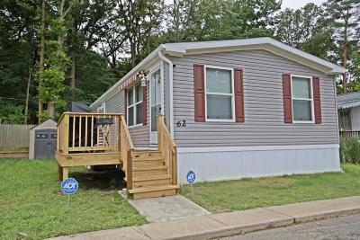Hazlet Single Family Home For Sale: 62 Stern Avenue