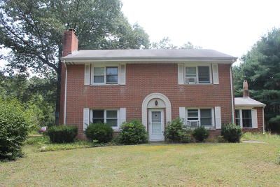 Howell Single Family Home For Sale: 985 Lakewood Farmingdale Road