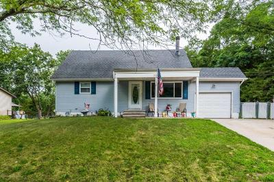 Jackson Single Family Home Under Contract: 1234 Aldrich Road
